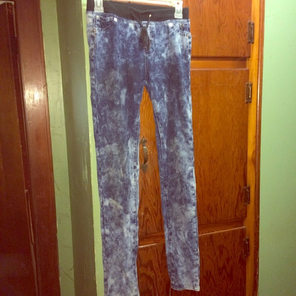 Justice Other - Multicolor Jeggings